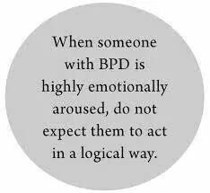 Borderline means mental and emotional health exists in a margin between neurosis and psychosis. Panic Disorder, Bipolar Disorder, Bipolar Humor, Mental Health Quotes, Mental Health Awareness, Borderline Personality Disorder Quotes, Bpd Quotes, Bpd Symptoms, Mental Illness Recovery