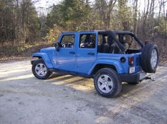 blue jeep wrangler | cgore's Jeep Profile :: Cosmos Blue 2012 Jeep Wrangler Unlimited ...