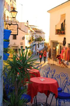 Beauty of color. Belleza de color, Mijas ,Spain