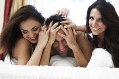 how to find a female for a threesome