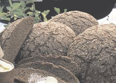 Traditional rye bread baked in Kainuu. Rye Bread, Bread Baking, Finland, Traditional, Eat, Food, Soap, Bread Making, Meal