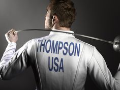 Interview with Olympian Soren Thompson #fencing #teamusa