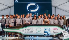 TU Delft wins overall for first phase of SpaceX Hyperloop Pod Competition