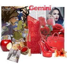 """Project Zodiac : Gemini"" by nana990 on Polyvore"