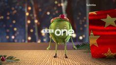 BBC One 2015 Christmas Ident - 'Cracker' [1080p HD]