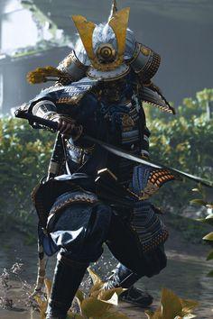 Samurai Weapons, Samurai Warrior, Japanese Culture, Japanese Art, Samurai Concept, Japanese Family Crest, Character Art, Character Design, Tattoo Designs