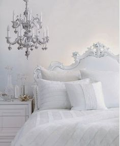Goodnight, my darling, I love white, which can be changed uo seasonally with a red or blue throw, etc
