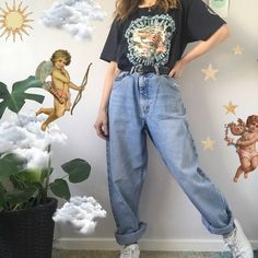 Teen Fashion Outfits, Retro Outfits, Vintage Outfits, Vintage Clothing, Swaggy Outfits, Cool Outfits, K Pop, Urban Outfit, Bodybuilding