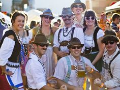 Where to celebrate Oktoberfest in the U.S.