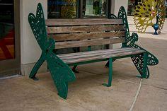 Domain Dragonfly Bench | Flickr - Photo Sharing!