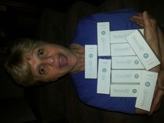Debbie knows that Nerium Gives Back!