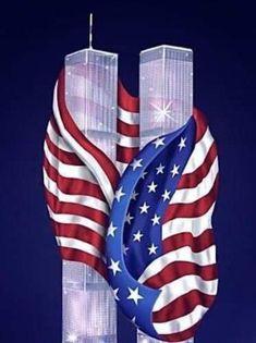 Remembering September 11th, 11. September, American Pride, American History, American Flag Wallpaper, Usa Wallpaper, Patriotic Pictures, I Love America, God Bless America