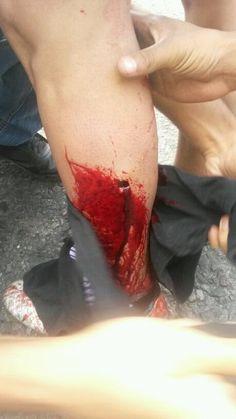 TACHIRA: 1:08 pm GNB disparando contra estudiantes en Rubio, poblemas en el comando y la bomba Giron pic.twitter.com/TY2KOnhPtl