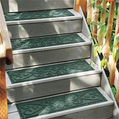 Outdoor Rubber Stair Treads, Stair Covers, Stairs Treads | Solutions