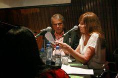 Cita en las Diagonales/ Blog: Silvia Ons y Tomás Hoffmann en Biblioteca Nacional...