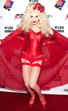 jinx monsoon pics   This is same outfit the underdog queen wore for lipsync against Detox ...