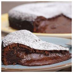 Chocolate Sweets, Love Chocolate, Chocolate Recipes, Chocolate Souffle, Greek Recipes, Cakes And More, Deserts, Food And Drink, Yummy Food