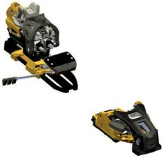 Made for freeride skiers who want to reach the summit and top it off with a hard-charging descent, the Beast 16 alpine touring ski bindings with brakes deliver top performance. Top Ski, Ski Bindings, Snow Gear, Best Skis, Wanderland, Touring, Outdoor Power Equipment, Skiing, Beast