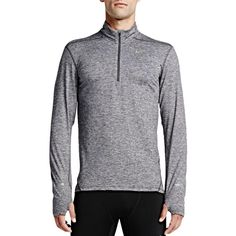 544da913dc7c1c Nike Men s Dri-FIT Half-Zip Running Shirt