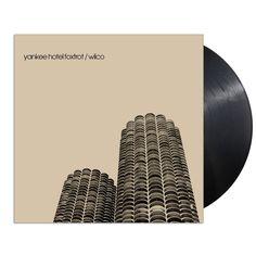 Wilco - Yankee Hotel Foxtrot Vinyl 2xLP Black 180 Gram Sealed New #AlternativeIndie