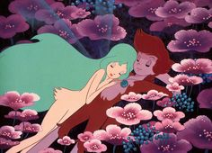 "Sea Prince & the Fire Child (or Sirius no Densetsu: ""The Legend of Sirius"") 1981 Anime"