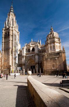 Catedral, Toledo España