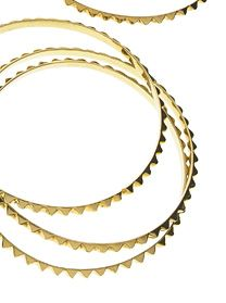 Lovely stud bangles...adore.