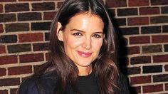 4 products that'll give you Katie Holmes' laid back look