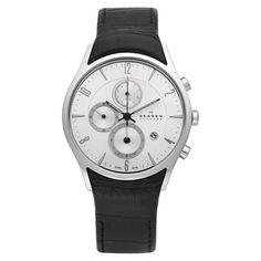 Skagen-Watches 329XLSLC White Label - www.21DIAMONDS.no