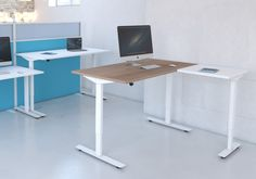 Freedom Lite Sit Stand Desk - Product Page: http://www.genesys-uk.com/Freedom-Lite-Sit-Stand-Desk.Html  Genesys Office Furniture Homepage: http://www.genesys-uk.com  The Freedom Lite Sit Stand Desk allows for quick and easy desk height adjustment to ensure the optimum height is set for each user.