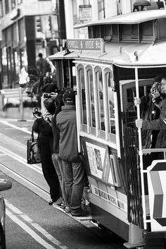 How to enjoy a trolley ride (EXPLORED)