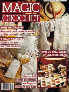 Magic Crochet Nº 37