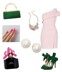 """It's all about me"" by shinella-blair-harris on Polyvore featuring BCBGMAXAZRIA, Balmain, Kate Spade, Marc Jacobs and shinellasfashion"