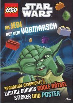 RZOnlinehandel - LEGO® STAR WARS ™ - Die Jedi auf dem Vormarsch -Rätsel und Stickerspaß
