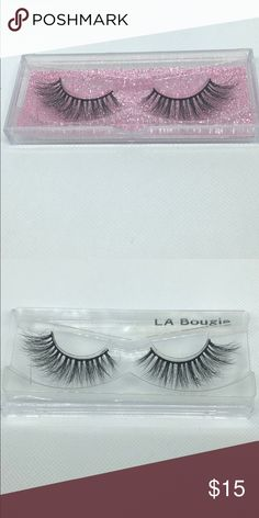 64aa6fb7152 5D Mink Lash Strips 100% Siberian mink lash strip. Lashes are a cruelty free