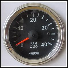 13 Best Glowshift's 3 In 1 Bo Gauges S On Pinterest Ear. Veethree 37257 Tachometer 52mm Electronic 0 4000 Cb Be Sure. Wiring. Veethree Gauges For Gas Gauge Wiring Diagrams At Scoala.co