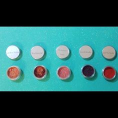 Mac Rare Limited Edition Pigment Sample Lot Lot of 5 RARE limited edition Mac pigment samples. Includes: Jardin Aires, Rushmetal, Shimmertime, Gold Stroke and Off The Radar.   Each sample contains 1/4 tsp of pigment. Transferred from original jar to sample jar using a sanitized measuring spoon. Pigments never touched with a brush or hands. MAC Cosmetics Makeup Eyeshadow