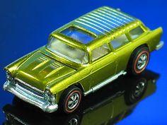 1969 Nomad Hot Wheels Redline #vintage #cars #hotwheels
