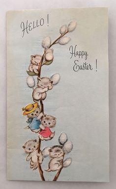 Rare Vintage Easter