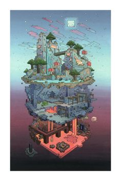 Forever Mining by Nicole Gustafsson.