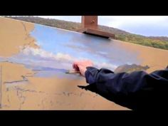 Andrew Lattimore w Acrylic Painting Tutorials, Painting Videos, Landscape Art, Landscape Paintings, Landscapes, Learn Art, Pastel Art, Painting Techniques, Art Tutorials