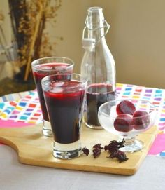 How to Zobo Tonic Drink