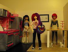 miniature The girls Kitchen | Flickr - Photo Sharing!