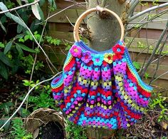 Easy granny bag