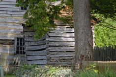 Historic Cabins from West of the Moon Writer's Retreat by Lafayette Wattles, via Behance