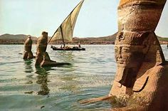 Enjoy the panoramic view of the Nile in Aswan on board Egypt Nile cruise during Egypt Travel Packages or Egypt Nile Cruises. http://www.egyptonlinetours.com/Egypt-Nile-Cruises/index.php