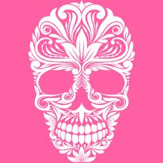 Skull Ornamental is a T Shirt designed by alitsuarnegara to illustrate your life and is available at Design By Humans
