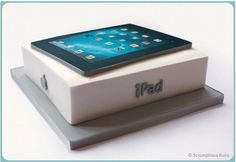 You might have a very unhappy teenager is this is ALL he or she gets. As this iPad cake will not allow them to connect with their friends. #lamay http://www.bidorbuy.co.za/seller/1047710/La_May_Variety