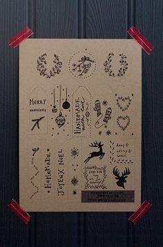 Free printable Christmas tags! Read More »