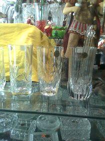 COPAS Y VASOS PERU: COPAS DE CRISTAL - VENTA Beer, Mugs, Glasses, Tableware, Vases, Puertas, Crystals, Root Beer, Eyewear